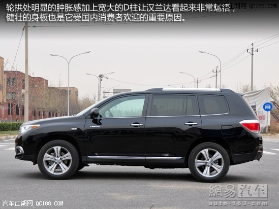 新款汉兰达2.7五座丰田汉兰达2.7七座价格高清图片