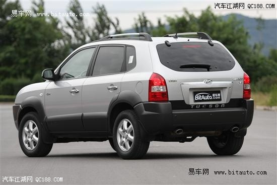 北京现代新途胜最高可降6万北京现代有车售全国高清图片