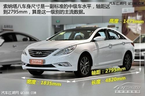 北京现代索纳塔优惠多少钱 索纳塔北京最低价格高清图片