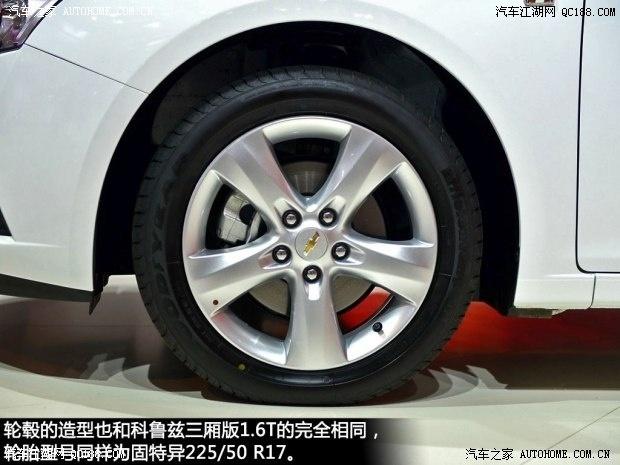 北京雪佛兰科鲁兹报价 雪佛兰科鲁兹多少钱 优惠4万高清图片