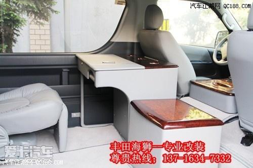 进口海狮面包车13座可以改装海狮6座7座商务车