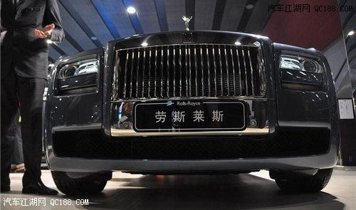 莱斯劳斯古斯特怎么样 北京最新行情 销售全国高清图片