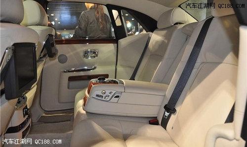 斯莱斯幻影 古思特现车 价格 低颜色全 北京高清图片