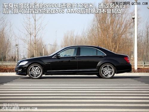 奔驰s65 amg 现车价格 参数配置 疯狂优惠售全国图片