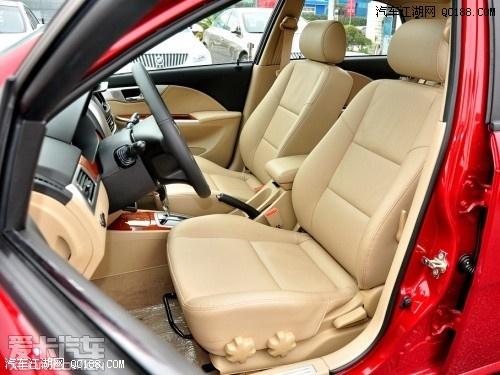 【2013款凯越手动顶配车型具有腰部支撑调节】-上海通用别克13款凯图片