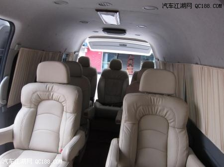 西安丰田海狮内饰改装海狮座椅改装价格高清图片