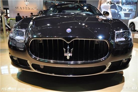 玛莎拉蒂新总裁v6 v8 价格现车到店销售全国 高清图片