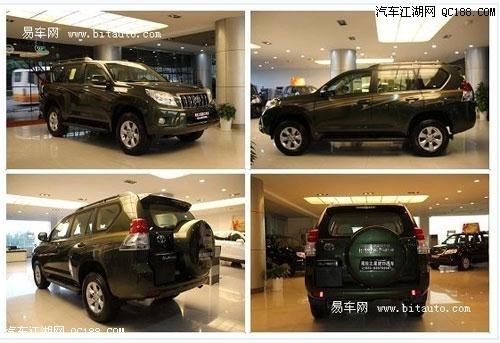 进口丰田中东版霸道2700价格最低37万元高清图片