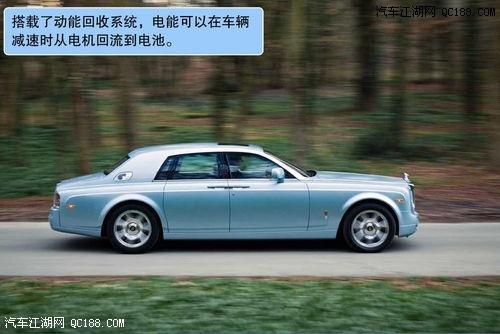 劳斯莱斯银魅限量版劳斯莱斯银魅多少钱 北京4S店