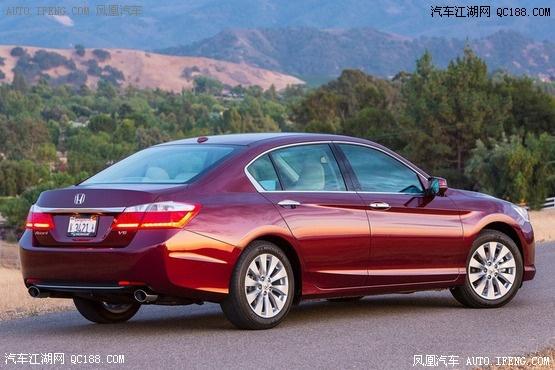 本田雅阁多少钱 经销商真实报价13.88万把车开回家高清图片