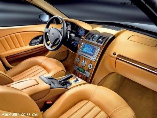 玛莎拉蒂 总裁 v6 v8 详细介绍 北京报价高清图片