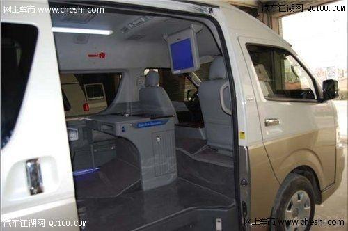 2013款丰田海狮面包车价格 丰田海狮商务车改装厂电话
