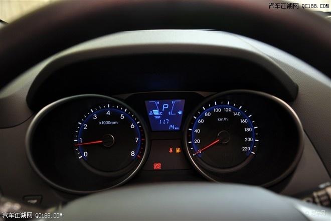 现代越野车ix35多少钱北京现代ix35越野车价格