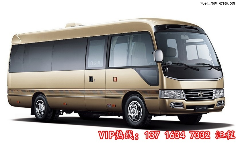 丰田考斯特改装房车.考斯特12座vip旗舰版图片