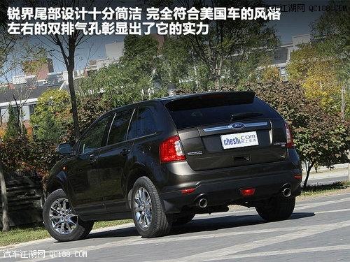 福特12款锐界报价优惠2万锐界油耗多少高清图片