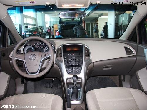 2013款别克英朗GT XT最低多少钱 英朗北京最高优惠价格图片