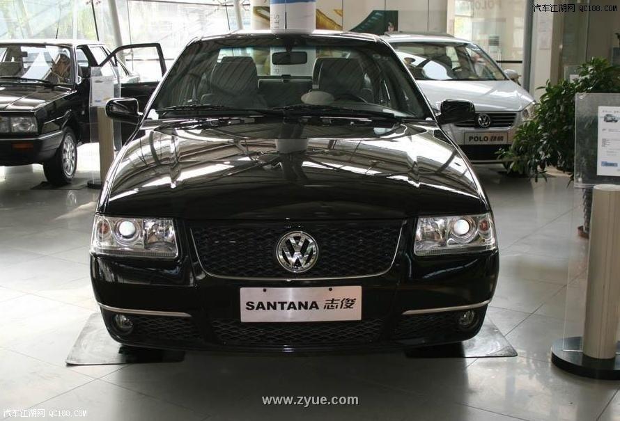 德国神车 北京桑塔纳志俊高配只卖7.8万 现车销售