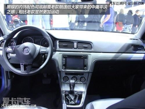 13款上海大众朗逸直降2.5万现金朗逸最低价格