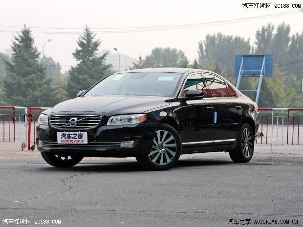 沃尔沃s80l优惠送北京牌照高清图片