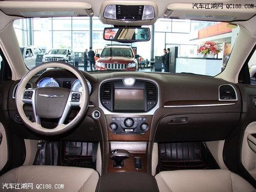 13款进口克莱斯勒300C报价 北京克莱斯300C优惠14万高清图片