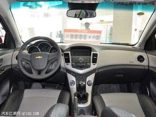 雪佛兰科鲁兹紧凑级车型直降4.5万 科鲁兹哪里优惠多高清图片