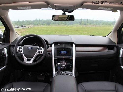 进口福特3.5锐界价格 福特锐界怎么样高清图片