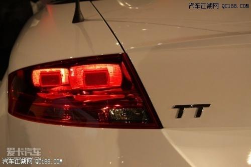 北京2011款奥迪TT报价 价格