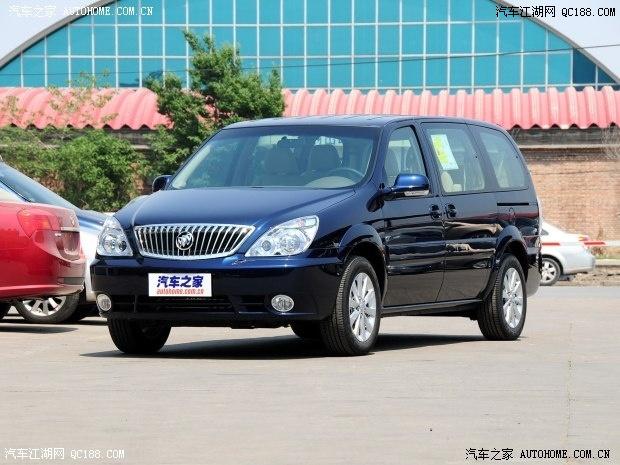 13款别克GL8全系现车 最高优惠4万 售全国