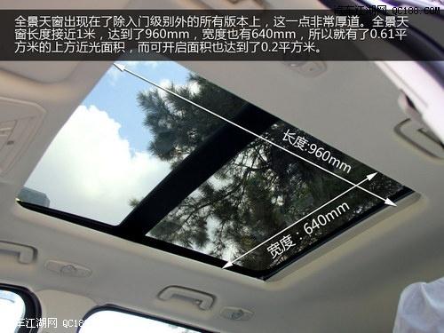 福特翼虎全景天窗-福特翼虎1.6T两驱风尚版多少钱 福特翼虎哪里最便宜高清图片