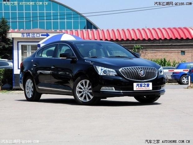 『君越2013款 2.4L-别克新君越现车到店 君越月底大促销 北京最低价销图片