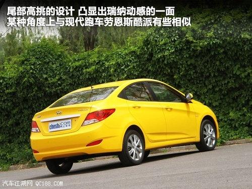 瑞纳1.4手动舒适型报价 瑞纳1.4手动舒适价格-【北京现代瑞纳最新款高清图片