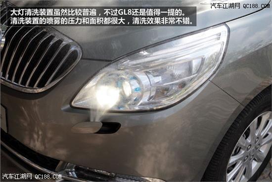 刘经理 全新别克gl8豪华商务车装配了多维蓝光bi-xenon hid前大灯