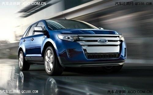 福特锐界怎么样 锐界报价 锐界现车 锐界最高优惠高清图片