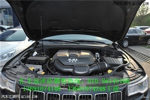 14款Jeep吉普大切诺基 现车最高优惠6万 现车销售高清图片