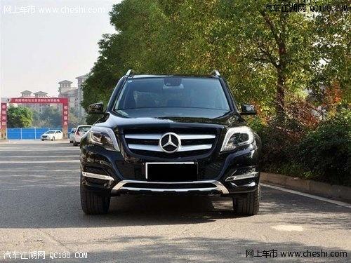 【14款北京奔驰GLK300价格及图片优惠6万元