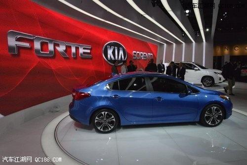 起亚福瑞迪现车优惠 福瑞迪北京优惠2.5万 颜色齐全高清图片
