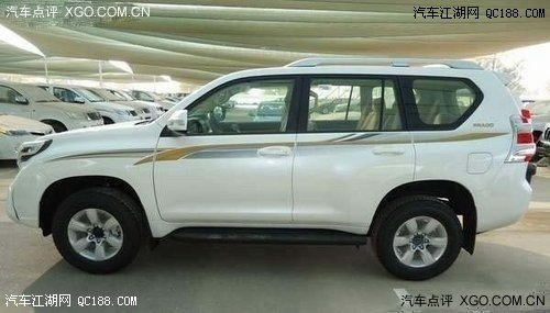 丰田霸道2700中东版 (外观)-进口丰田2.7霸道价格 新款丰田普拉多高清图片