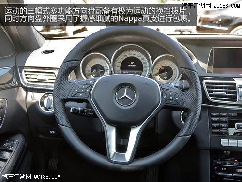 奔驰e300中控台图解
