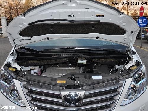 丰田阿尔法多少钱丰田阿尔法保姆车价格高清图片