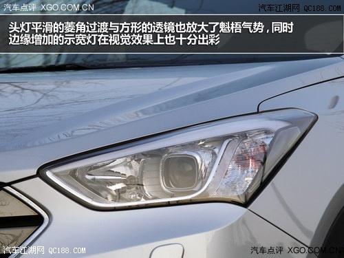 现代全新胜达北京优惠6万 现车售全国 20万左右SUV首选高清图片