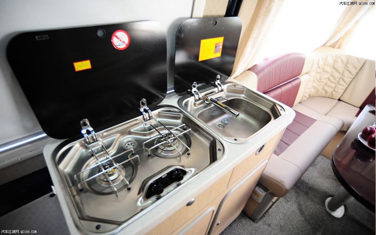 奔驰唯雅诺改装房车_奔驰德国原装进口Sprinter房车图片及价格_汽车江湖