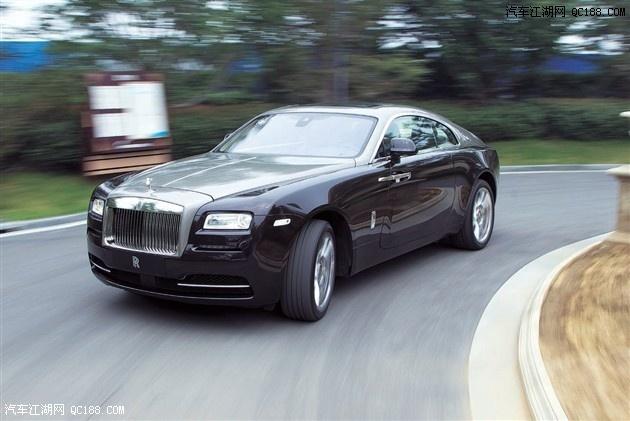 魅影不单单是劳斯莱斯有史以来动力最为强劲的车型,同时还高清图片