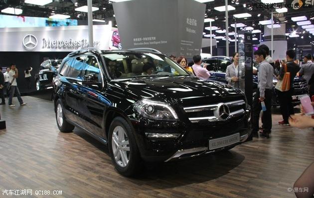 昆明奔驰4S店 新款奔驰GL400多少钱 哪里有现车高清图片