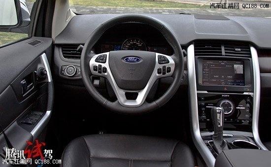试驾福特锐界2.0GDTi-福特锐界 参数报价 锐界怎么样 北京锐界优惠2.5