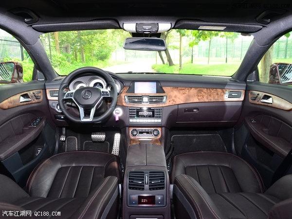 进口轿跑奔驰cls350猎装版北京什么价格高清图片