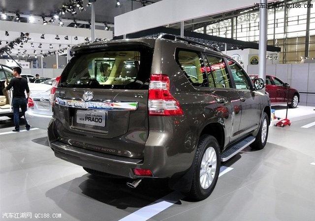霸道報價 車型圖片 一汽豐田普拉多高清圖片
