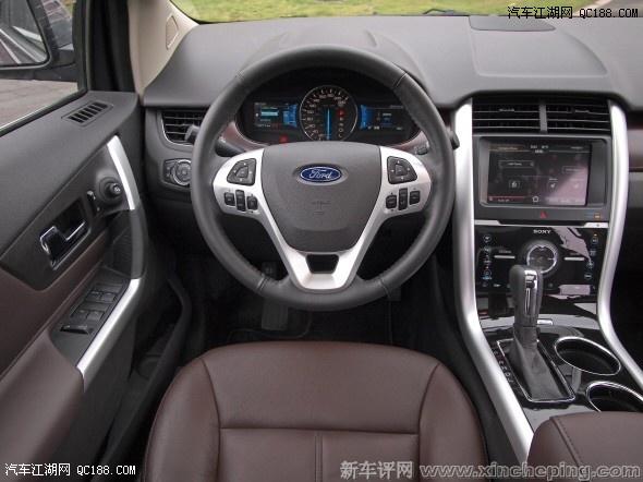 福特锐界2.0T试车测评-福特锐界北京最高优惠 锐界怎么样 锐界全部办