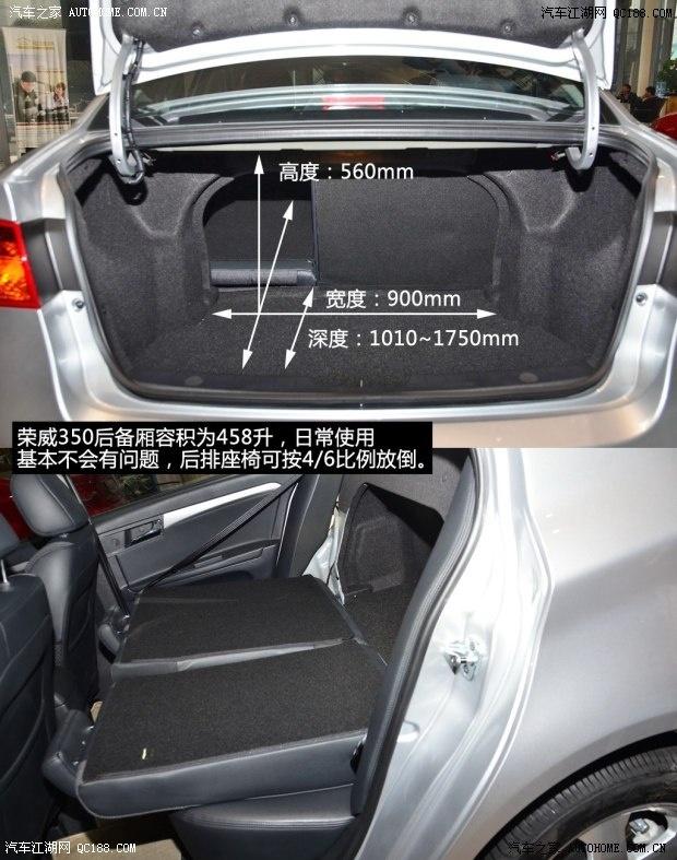 汽车江湖 -荣威350最低报价北京4S店现车优惠4万售全国高清图片