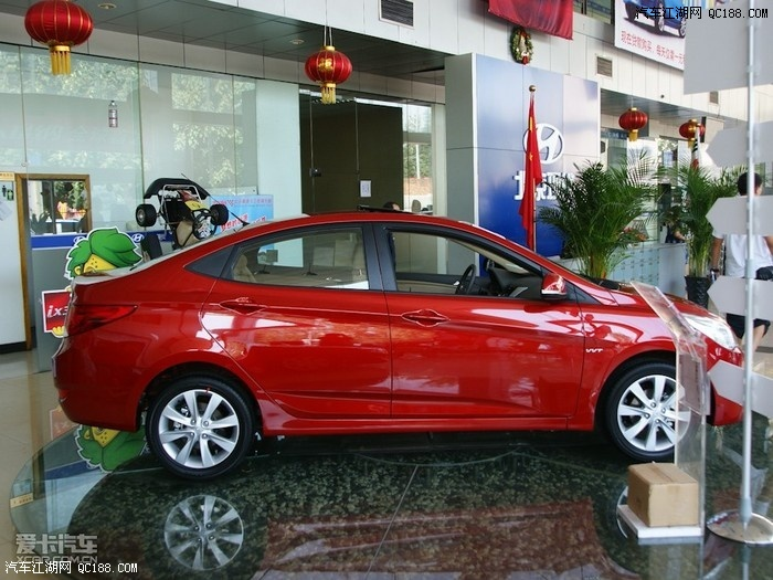 北京现代瑞纳新款价格1.4三厢瑞纳价格高清图片