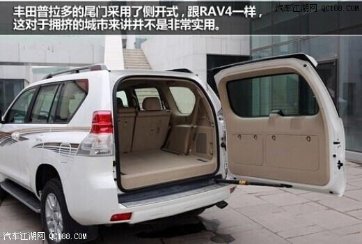 西安丰田中规版普拉多2700配置 价格 中规版霸道2700 _陕西西安名高清图片